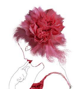 Flower Ladies n.2