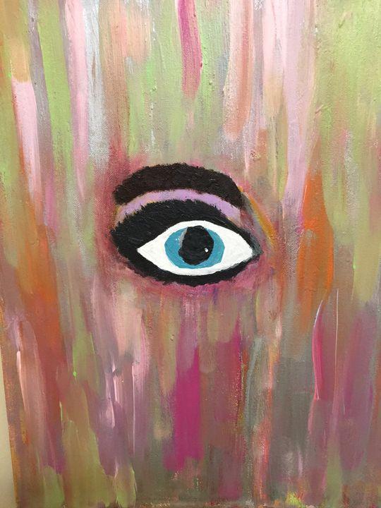Eye see you - Lauren Johnson