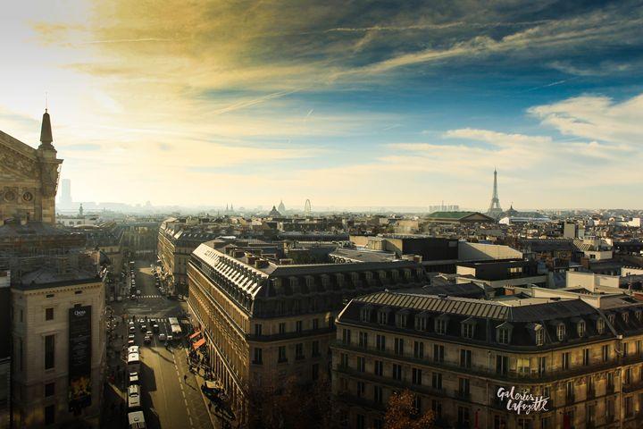 Paris - Gianmarco Broilo