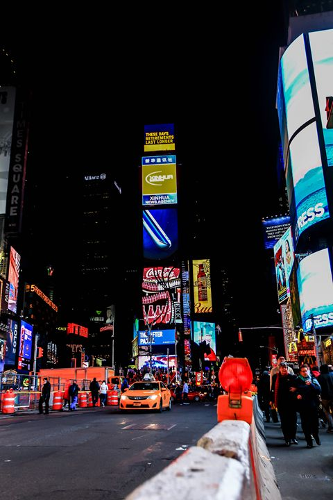 Times Square - Gianmarco Broilo