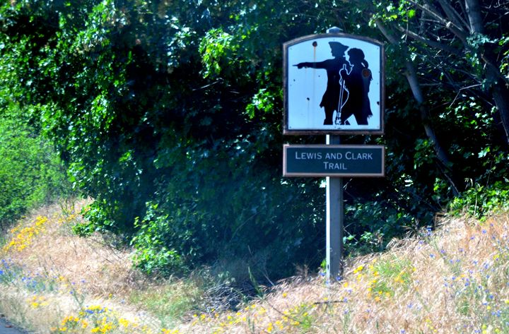 Lewis and Clark Trail - Shirleypix Art & Photography