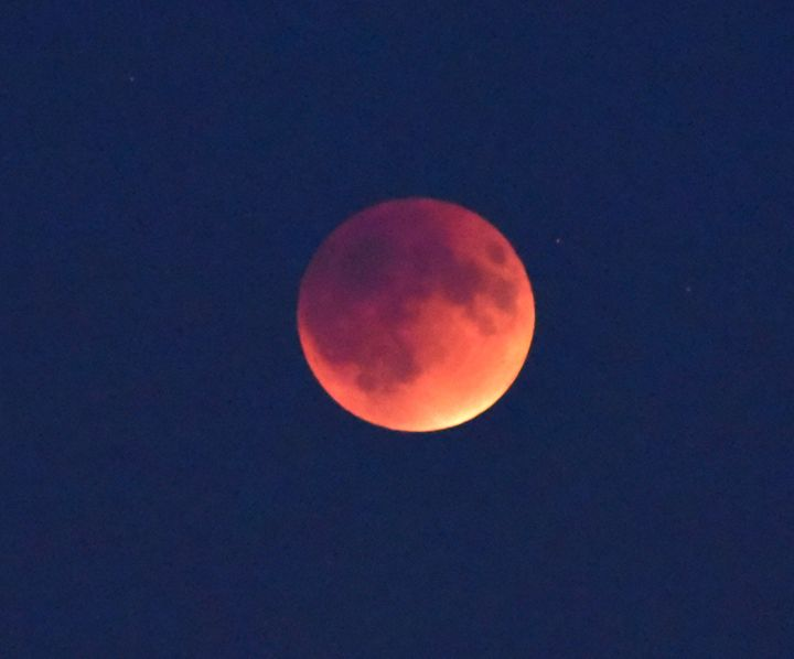4th Blood Moon Eclipse - Shirleypix Art & Photography