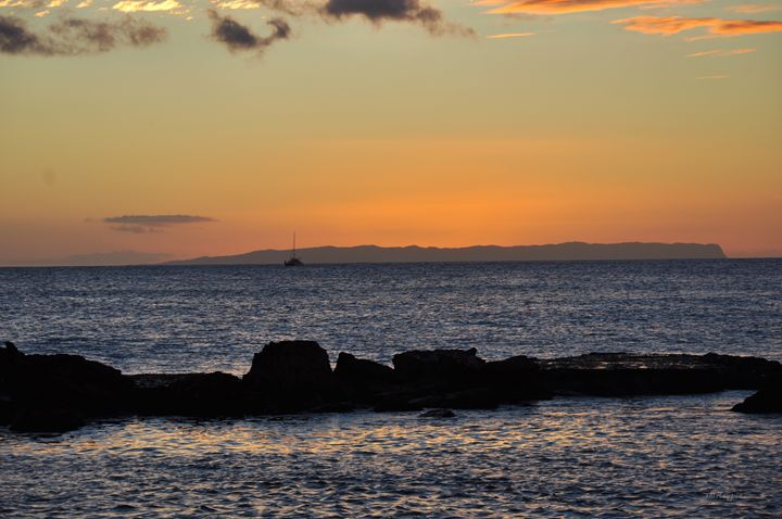 Sailing on the Horizon - Shirleypix Art & Photography