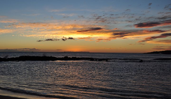 Sunset in Kauai - Shirleypix Art & Photography