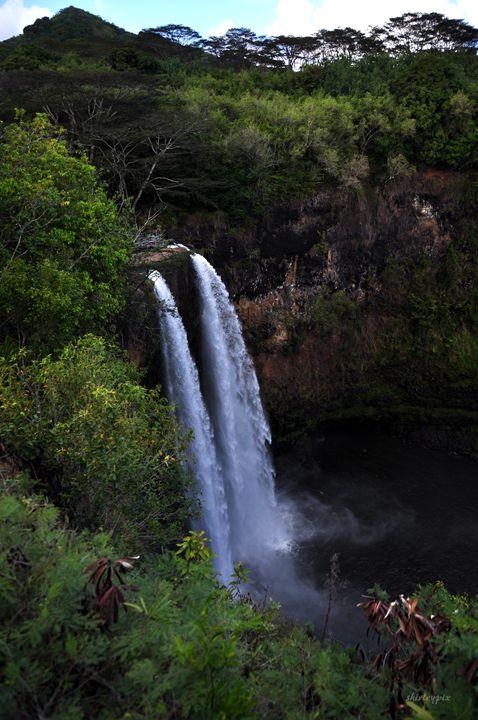 Opaeka'a Falls - Shirleypix Art & Photography