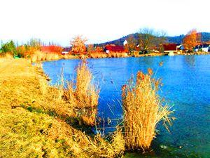 107 Lake in Zemechy