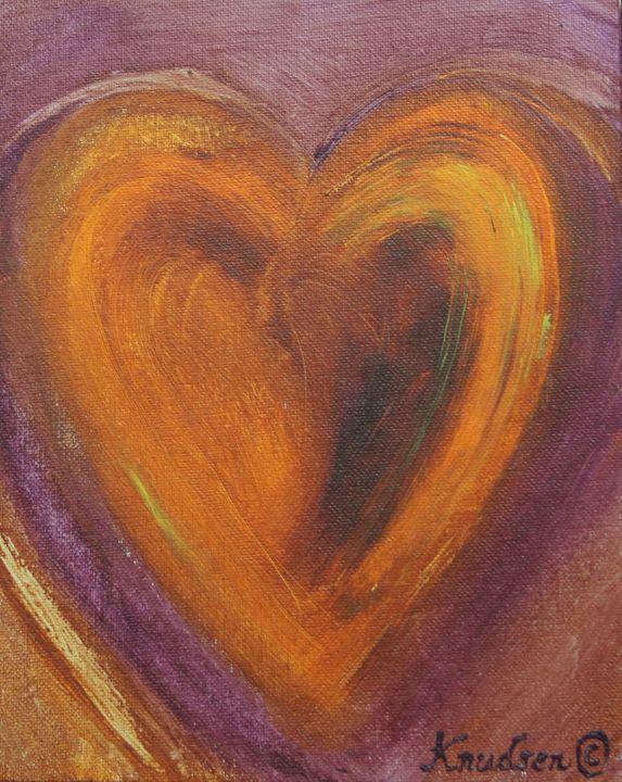 Heart 1 - Darcey Knudsen