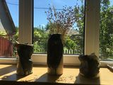 ornamental vase handmade.