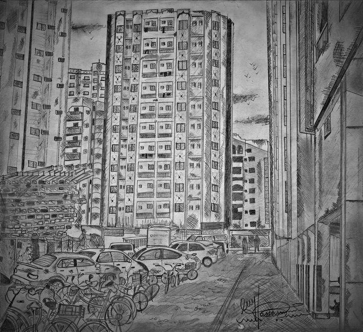 Suburbs of Sharjah - Hassoon Bobs