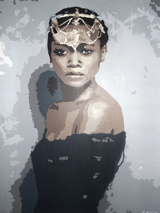 African Princess - Higley-Art