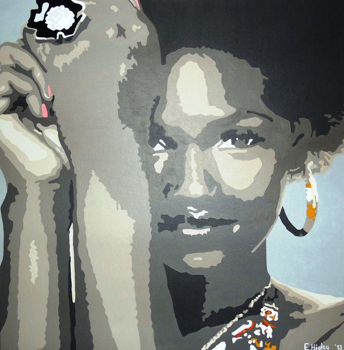 Seductive Thoughts - Higley-Art