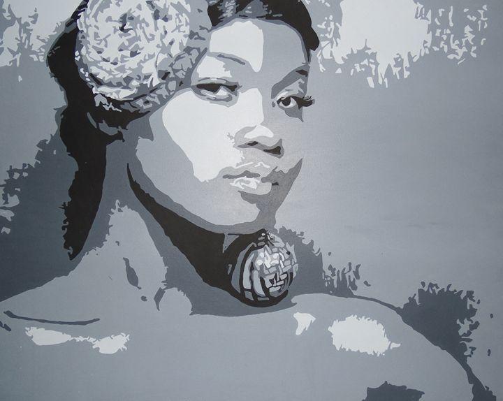 Shades of Grey 001 - Higley-Art