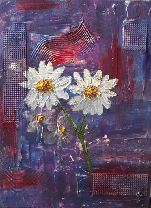 Distant Daisies - Julie Irven