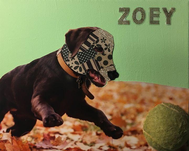 Zoey - Julie Irven
