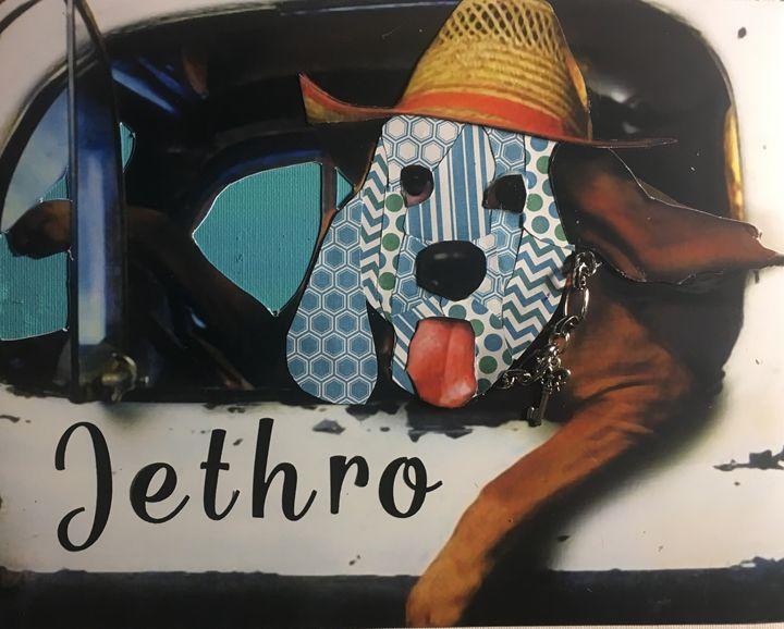 Jethro - Julie Irven