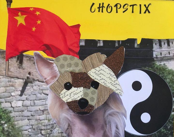 Chopstix - Julie Irven