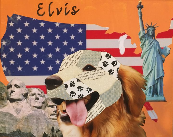 Elvis - Julie Irven