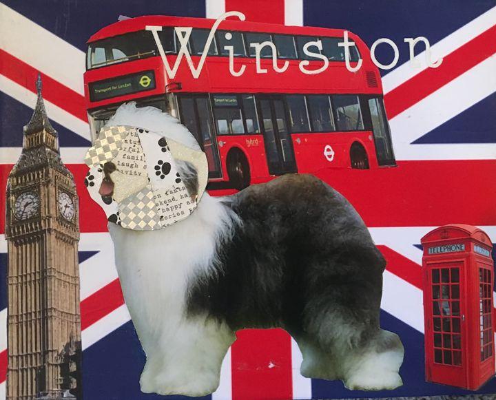 Winston - Julie Irven