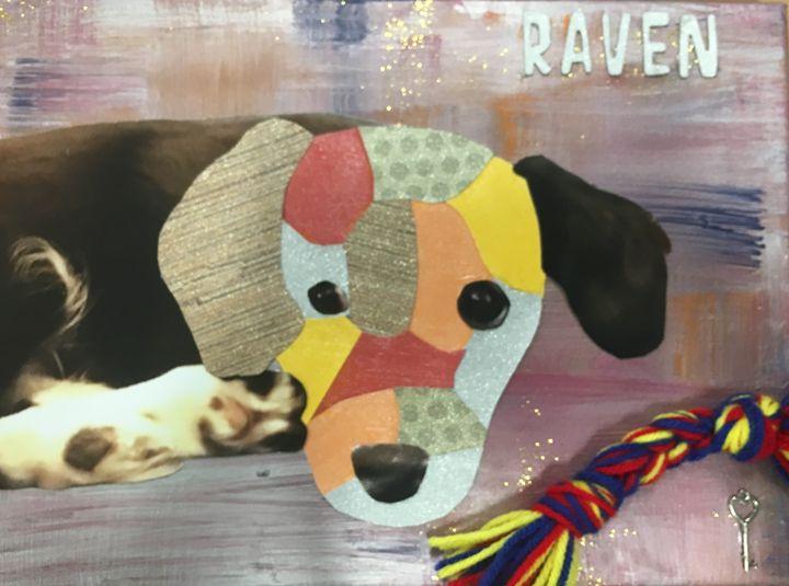 Raven - Julie Irven