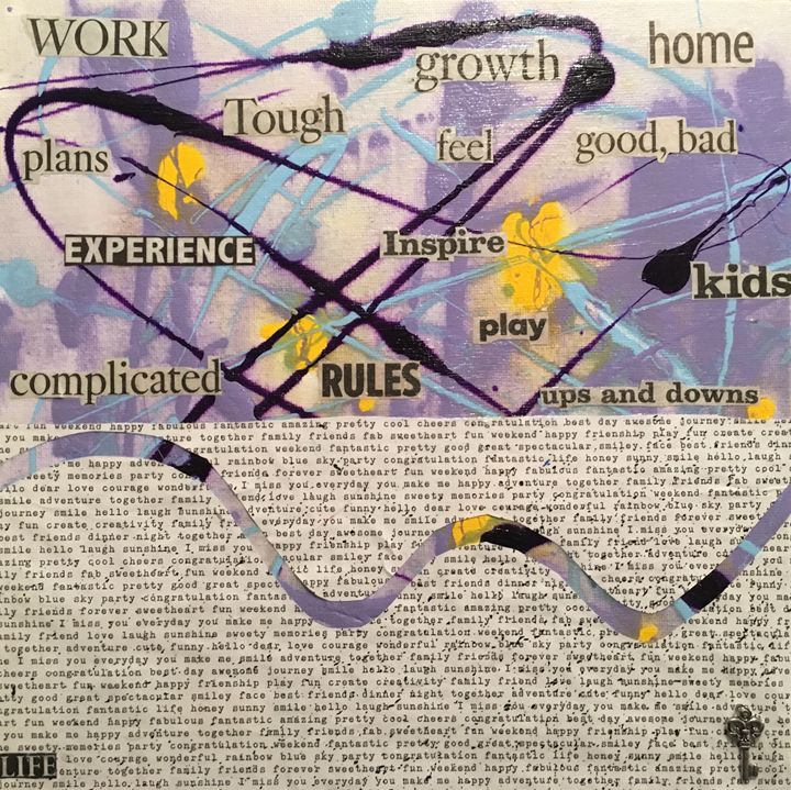 Life - Julie Irven