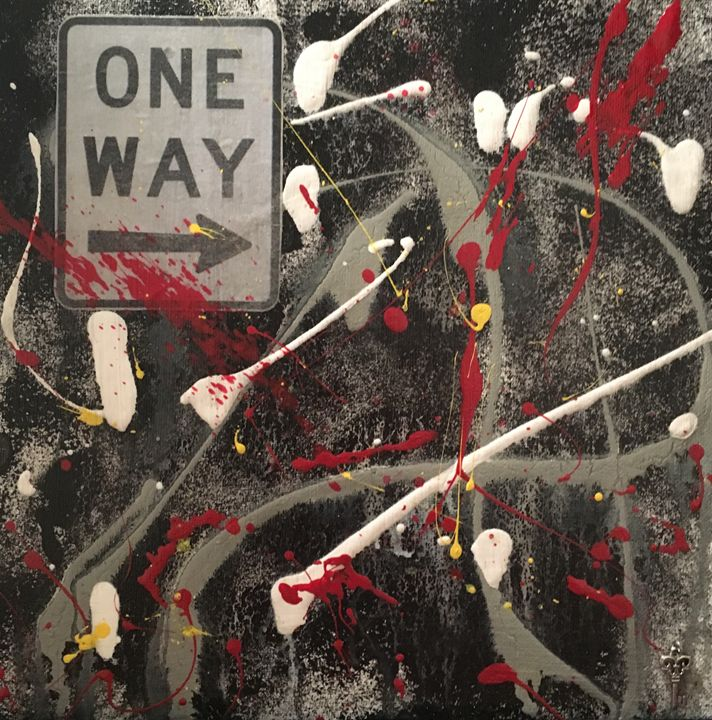 One Way - Julie Irven