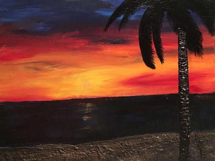 Sunset - Julie Irven