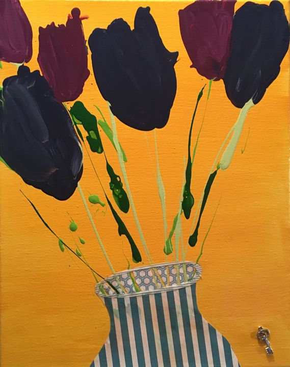 Tulips - Julie Irven