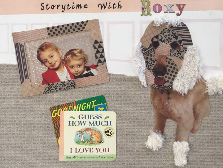 Storytime With Roxy - Julie Irven