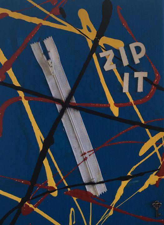 Zip It - Julie Irven