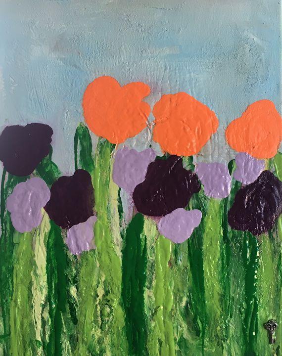 Poppies - Julie Irven