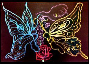 Grand staff butterflies (pt2)