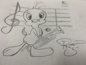 Tweety bird Sandoval