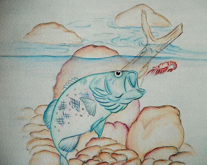 Fishin Hole - Kathryn Watkins