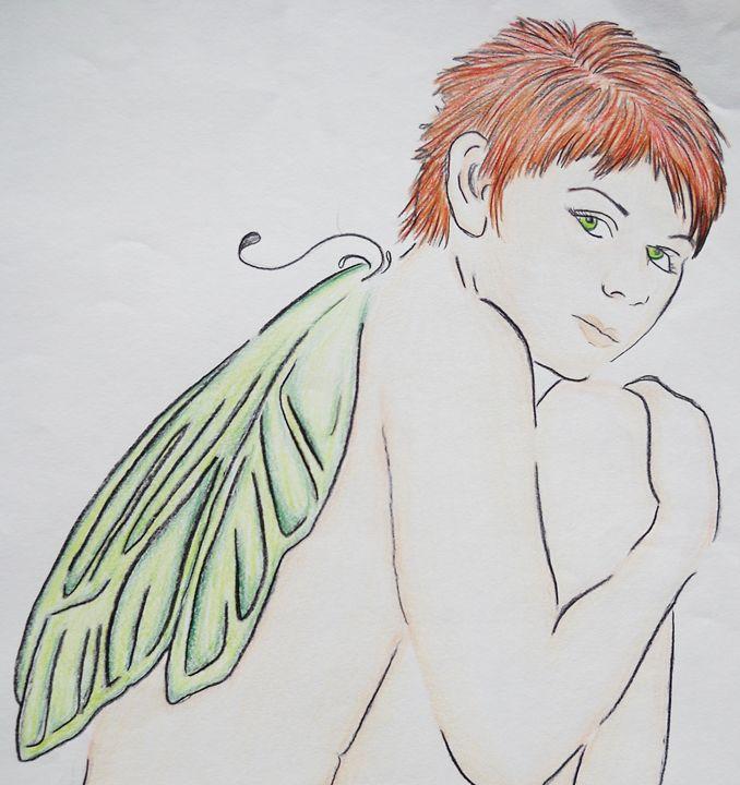 Green Fae - Kathryn Watkins