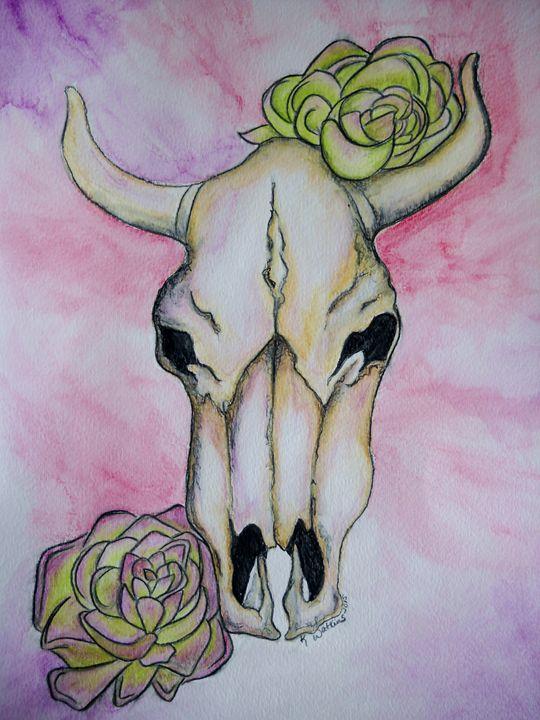 Old Bones - Kathryn Watkins