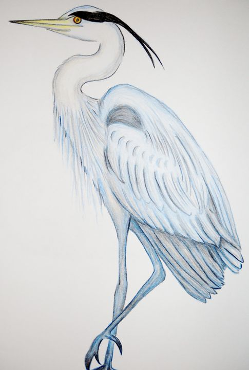 Blue Solitude - Kathryn Watkins