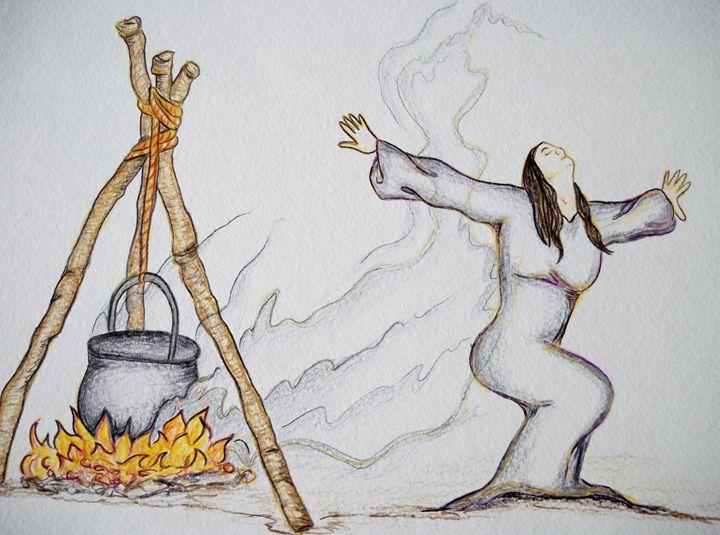 Native spirit - Kathryn Watkins
