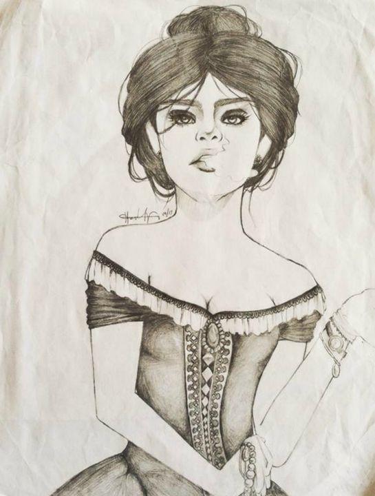 Elegance - Drawings
