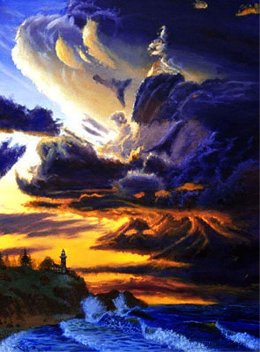 Storm Cloud - Benjamin Davis