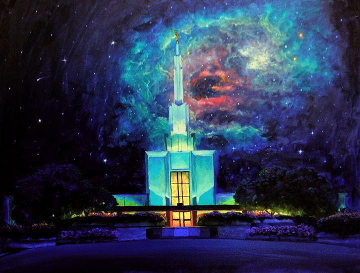 Denver Temple - Benjamin Davis