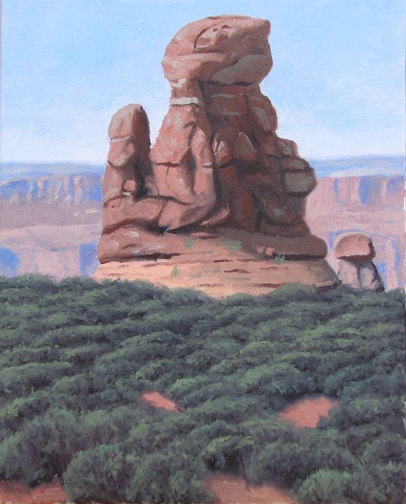 Simply Red Rock - Benjamin Davis