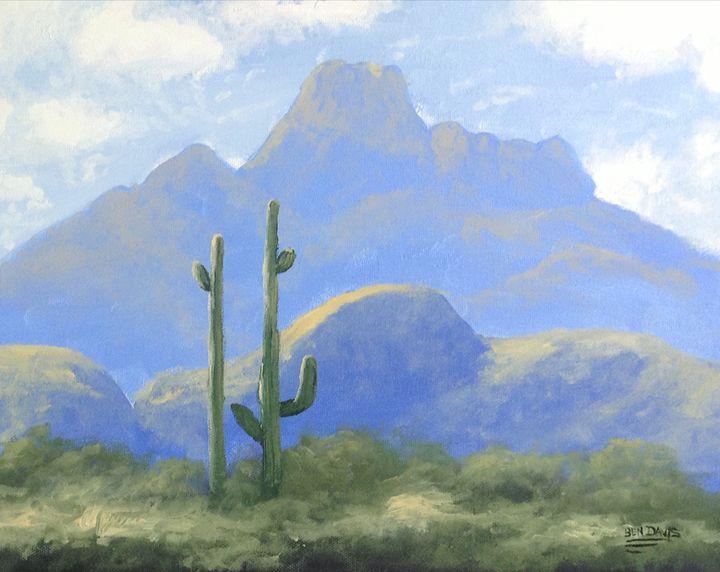 Arizona Mountain - Benjamin Davis