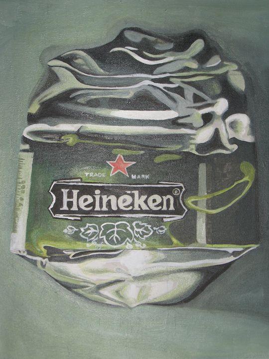 Heineken - Michelle Carson