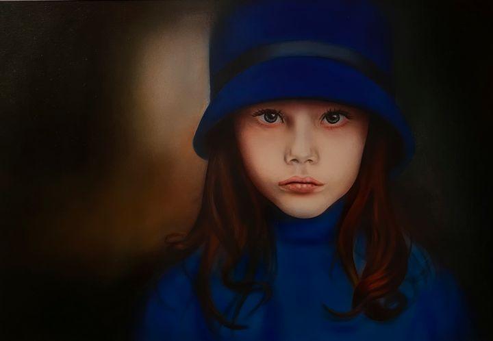 Realistic portrait - DolgorArt