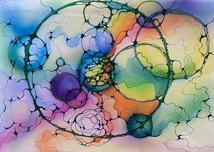 Neuro Mandala - DolgorArt