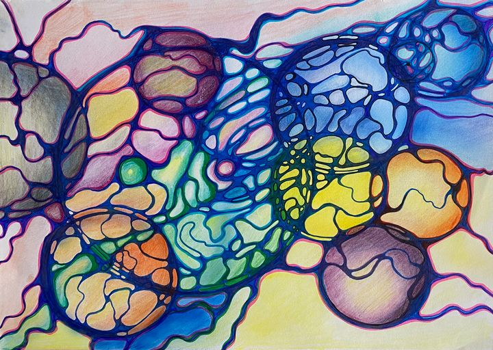 Circles. - Dolgor Art