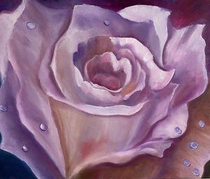 A Rose - DolgorArt