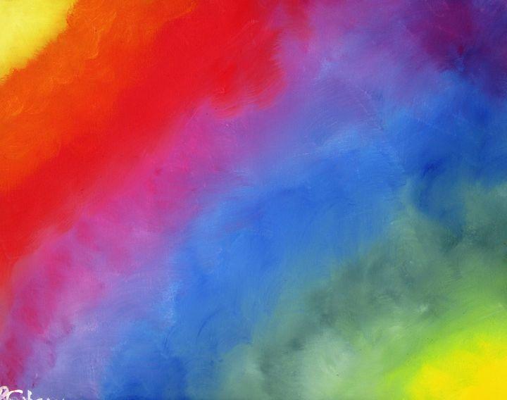 ELATED - HEALING ART ROXANNE GIBSON