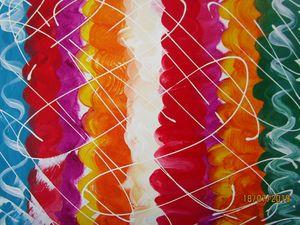 Rainbow of Life - HEALING ART ROXANNE GIBSON