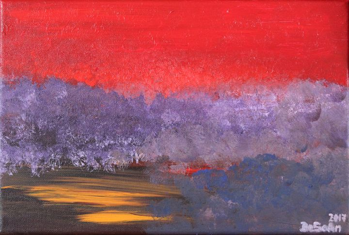 Sunset in Provence - BeSoAn